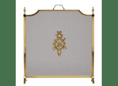 Защитный экран для камина Империя