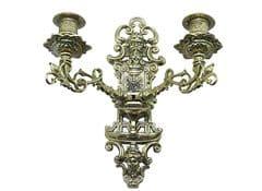Канделябр настенный на 2 свечи