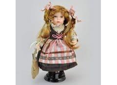 Кукла фарфоровая  Cаша