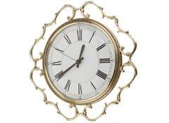 Часы настенные из металла Солнце