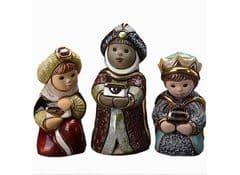 Рождественский набор из керамики Три Мудреца
