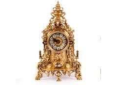 Часы каминные антикварные Барокко
