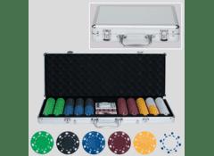 Набор фишек для покера, 500 без номинала