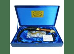 Подарочный набор Кнут и пряник с латунной ручкой