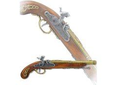 Пистоль кремниевый, Франция 1872 г.