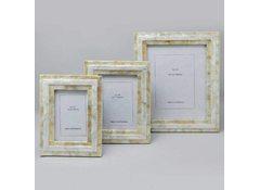 Фоторамка для свадебной фотографии прямоугольная
