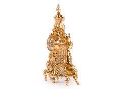 Часы каминные Ажур с канделябрами на 4 свечи