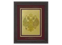 Настенное панно с гербом РФ