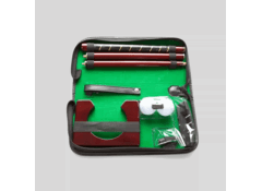 Набор для гольфа в тканевом кейсе