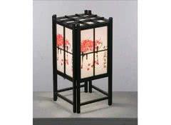 Японская  лампа Красная Вишня