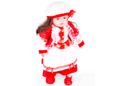 Кукла виниловая