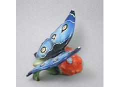Фарфоровая статуэтка большая Бабочка