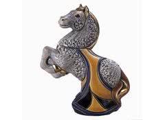 Статуэтка  Лошадь серая