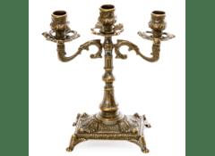 Канделябр Alberti Livio на 3 свечи