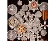 Панно большое Герб России