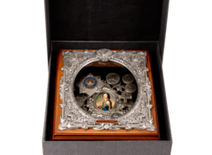 Ключница для дома Петр I (средняя)