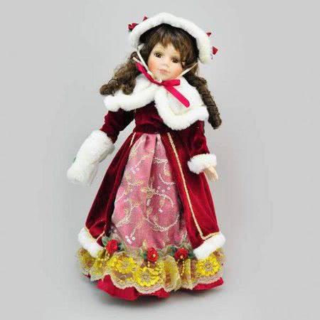 Кукла фарфоровая Варвара