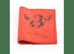 Обложка на паспорт для девушки Матрешки