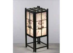 Японская  лампа Самурай
