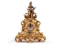 Часы каминные Музыка