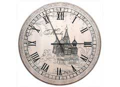 Часы настенные интерьерные Собор